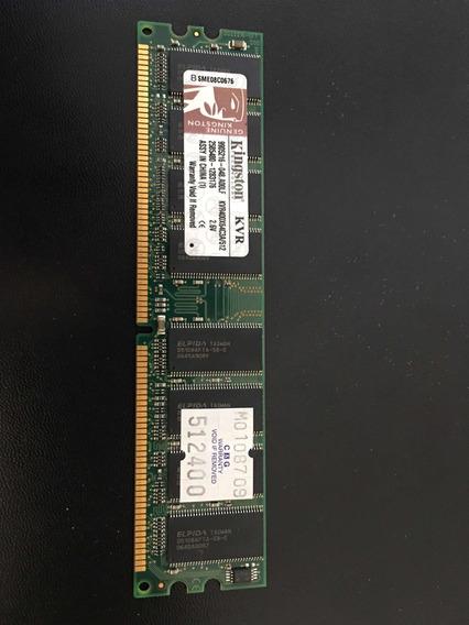 Memoria Ram Kingston Kvr400x64c3a/512