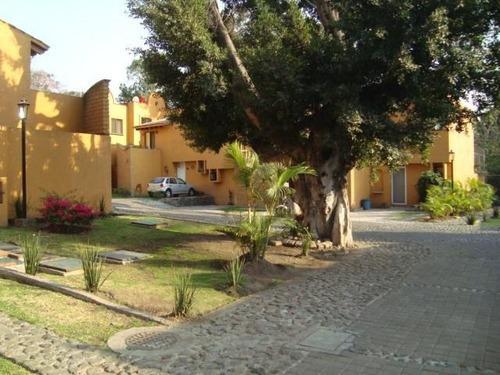 Chapultepec Linda Casa En Agradable Fraccionamiento Con Estricta Vigilancia