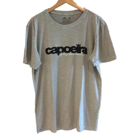 ( G ) Camiseta Osklen Rough Capoeira Brazilian Soul À Vista