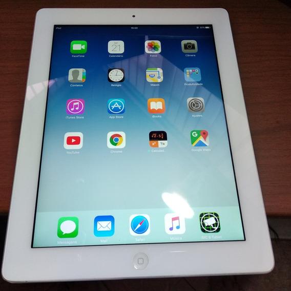 iPad 3 16gb Wifi Tela Retina Detalhe Nos Cantos Frete Grátis