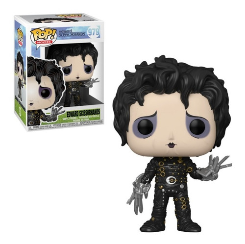 Funko Pop Edward Scissorhands 979
