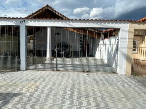 Casa 2 Dormitórios Para Venda Em Praia Grande, Maracanã, 2 Dormitórios, 1 Banheiro, 2 Vagas - 312_1-1798656