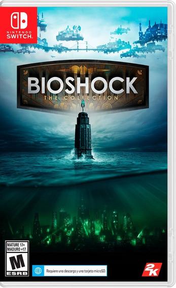 ..:: Bioshock The Collection ::.. Para Nintendo Switch En Gc