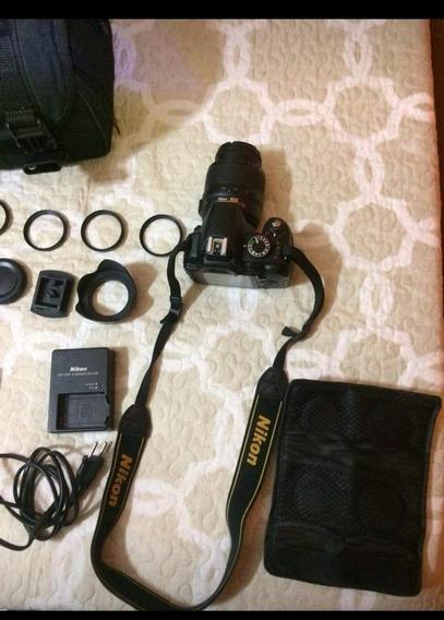 Nikon D300. Câmera Em Formato Dx