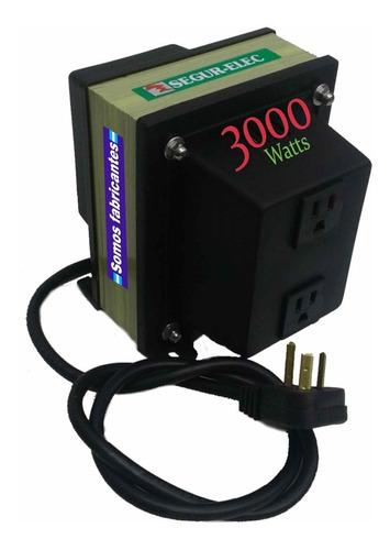 Autotransformador 220v / 110v 3000w Ideal Artefactos Usa