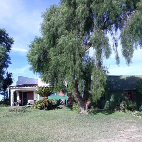 Chacra Ecológica De 4 Hectáreas Con 2 Casas, Arroyo Y Parque