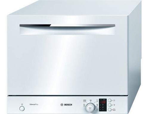 Imagen 1 de 6 de Lavavajillas Compacto Bosch Color Blanco Sks62e22eu
