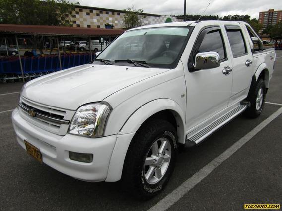 Chevrolet Luv D-max Mt 3500cc 4x4