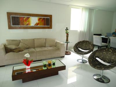 Casa Em Condomínio Com 4 Quartos Para Comprar No Cond. Fazenda Da Serra Em Belo Horizonte/mg - 8363