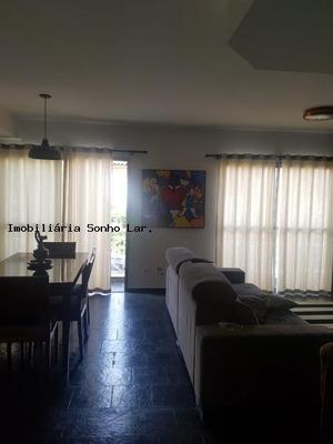Casa Em Condomínio Para Venda Em São Paulo, Vila São Francisco, 3 Dormitórios, 1 Suíte, 3 Banheiros, 2 Vagas - 2469
