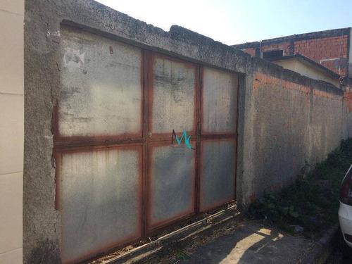 Imagem 1 de 9 de Terreno À Venda, 126 M² Por R$ 85.000 - Campo Grande - Rio De Janeiro/rj - Te0037