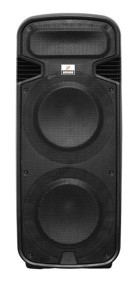 Caixa De Som Amplificador Duplo Arcano Duo-15 Couple 480w Sj