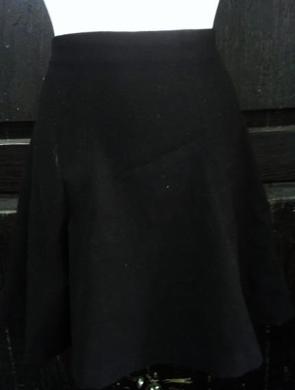 Falda Negra Talla Mediana