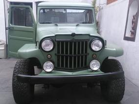 Willys Wagon 1961 4x4 Std