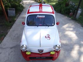 Fiat 600 R Abarth 75 Muy Bueno!!!