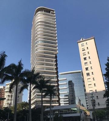 Apartamento Com 3 Dormitórios À Venda, 322 M² Por R$ 6.850.000 - Itaim Bibi - São Paulo/sp - Ap0208