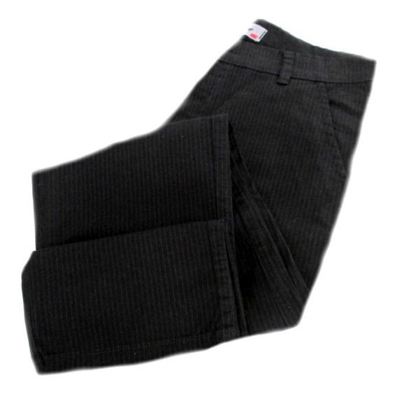 Calça Masculina Sarja Esporte Fino Bolso Faca [ 38 A 62 ]