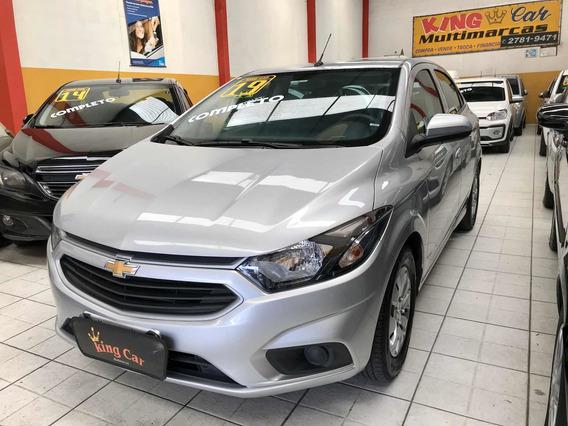 Chevrolet Onix 1.0 Lt 2019 Completo Kingcar Multimarcas