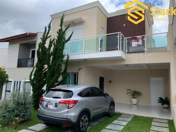 Casa Com 3 Quartos À Venda No Condomínio Quinta Das Atírias, Bairro Eloy Chaves Em Jundiaí/sp. - Ca01474