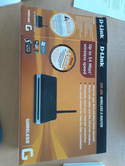 Router D Link Dir-300