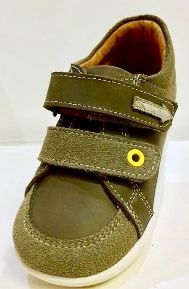 Zapato Choclo Mickey Niño 9076