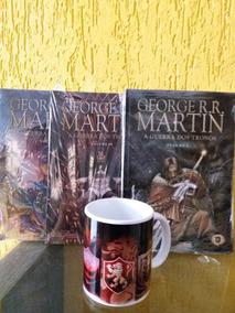 Game Of Thrones Hq Volume 1 Ao 4 Graphic Novel + Caneca