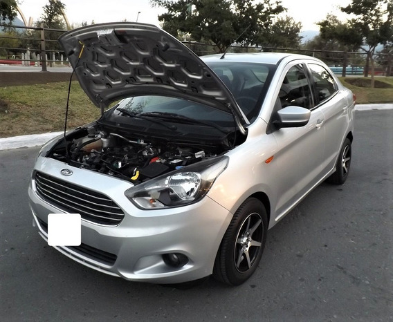 Ford Figo 2017 Version Titanium 1 Dueño Factura Agencia