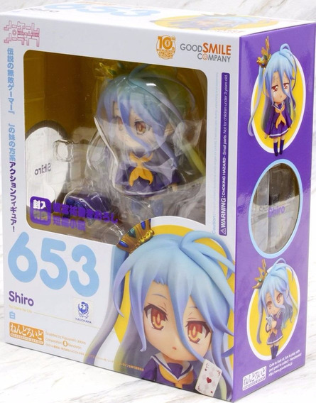 No Game No Life Nendoroid Shiro Good Smile