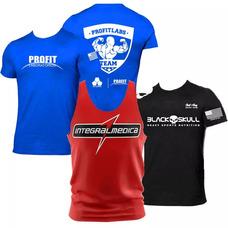 bf56b9dc6 Camiseta Integralmedica Vermelha - Camisetas Masculino de Fitness no ...