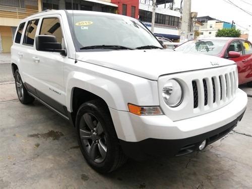 Jeep Patriot Latitude 2015