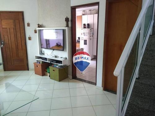 Casa À Venda, 71 M² Por R$ 375.000,00 - Vila Nova Mazzei - São Paulo/sp - Ca0378