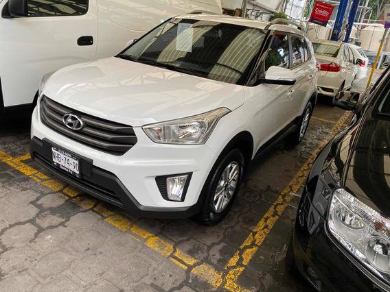 Hyundai Creta 1.6 Gls Mt 2017
