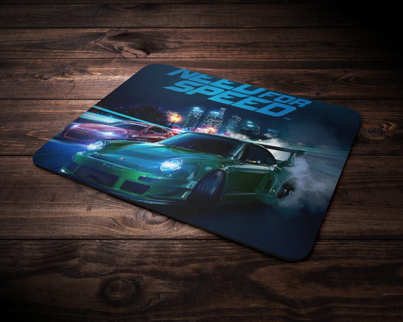 Mouse Pad Gammer - Need For Speed