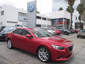 Mazda Mazda 6 Grand Touring Plus, 4 Cil, Facturado, Garantia