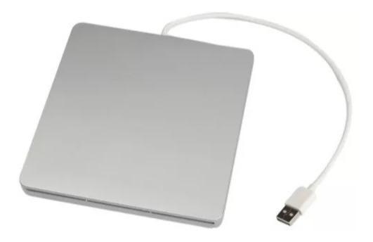 Case Externo Dvd Apple Macbook Usb Sata (não Acompanha Dvd)