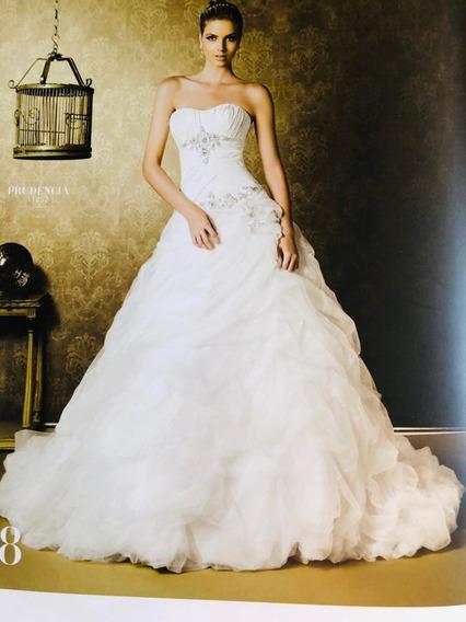 Vestido De Novia Marca Bridenformal Excelente Estado