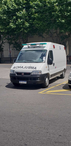 Ambulancia Utim Fiat Ducato 2018 2.3 Maxicargo