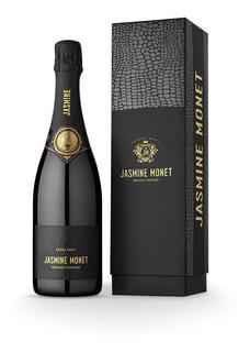 Champagne Jasmine Monet - Black Extra Brut Con Estuche