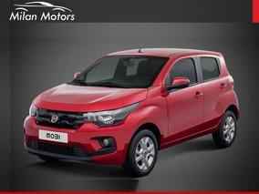 Fiat Mobi 1.0 Easy 0 Km 2019 - Financio Entrega Usd 5900 !!!