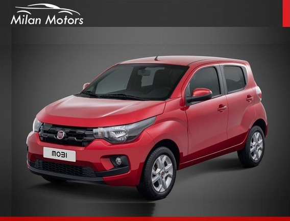 Fiat Mobi 0 Km 2020 Financio Con Usd 5900 Se Lo Lleva !!!!