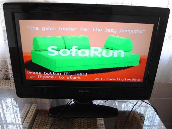 Tv Philips Lcd 32 32pfl3404/78 Aceita 15khz Msx Tk Zx Atari