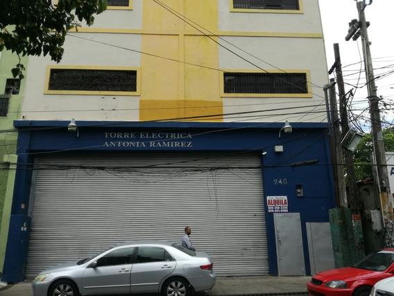 Se Alquila Edificio Nave Comercial/industrial En La Tunti