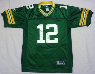 lowest price fc302 b8145 Camisa Nfl Reebok Green Bay Packers Xl Juvenil - Camisetas ...