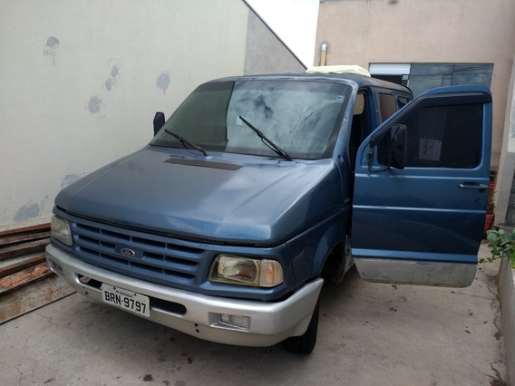 Ford F1000 1988