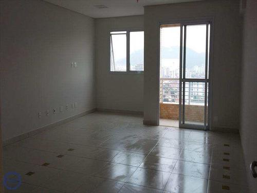 Conjunto Comercial Em Santos Bairro Encruzilhada - A6391