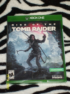 Rise Of The Tomb Raider Nuevo Fisico Y Sellado Xbox One