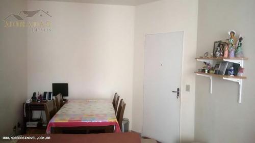 Imagem 1 de 14 de Apartamento Para Venda Em Embu Das Artes, Jardim Independencia, 2 Dormitórios, 1 Banheiro, 1 Vaga - 1787_1-1000223