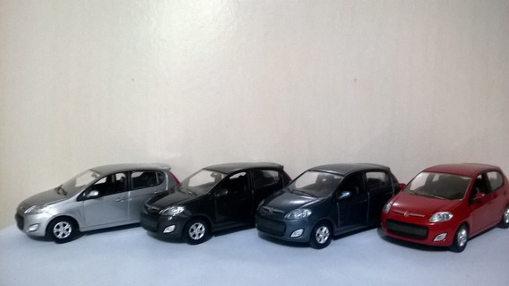 Fiat Palio 2011 4 Portas 1/43 Norev