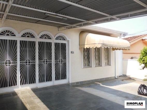 Casa Em Campinas - Jardim Leonor - Ca00020 - 3460966