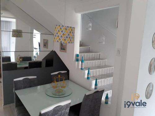 Casa Com 2 Dormitórios À Venda Em Sjc - Ca1458